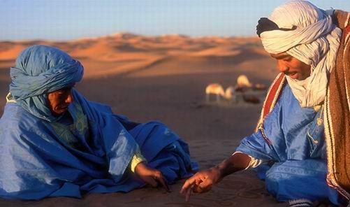 Профилактика и лечение заболеваний в пустыне