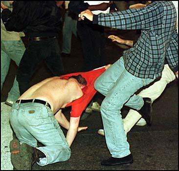 Психология уличной драки