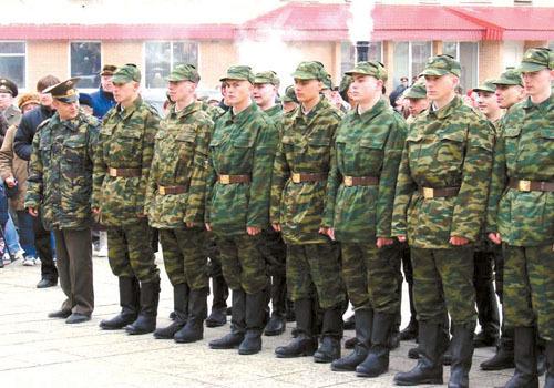 Как выжить новобранцу в армии