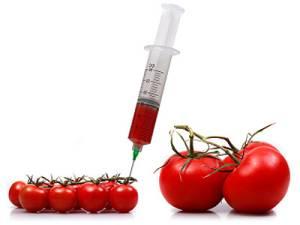 Генно-модифицированные продукты