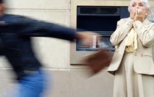 Как избежать нападения на улице