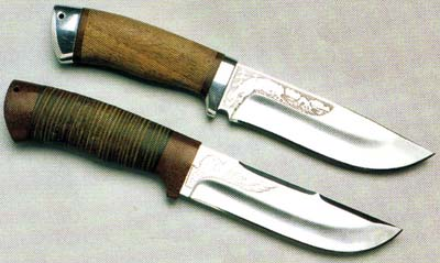 """Как выбрать нож (краткое руководство для """"чайников"""")"""