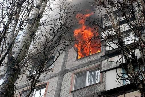 Как действовать при пожаре?