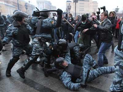 Краткая инструкция по выживанию москвича в условиях революции