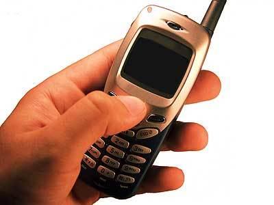 Сотовый телефон опасен для жизни