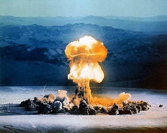 Что делать при ядерном взрыве