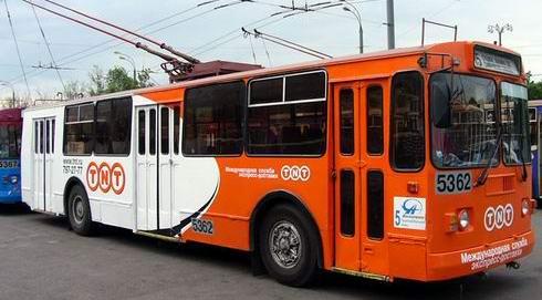 Аварии на городском транспорте