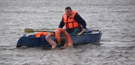 Автономное плавание на спасательных плав средствах